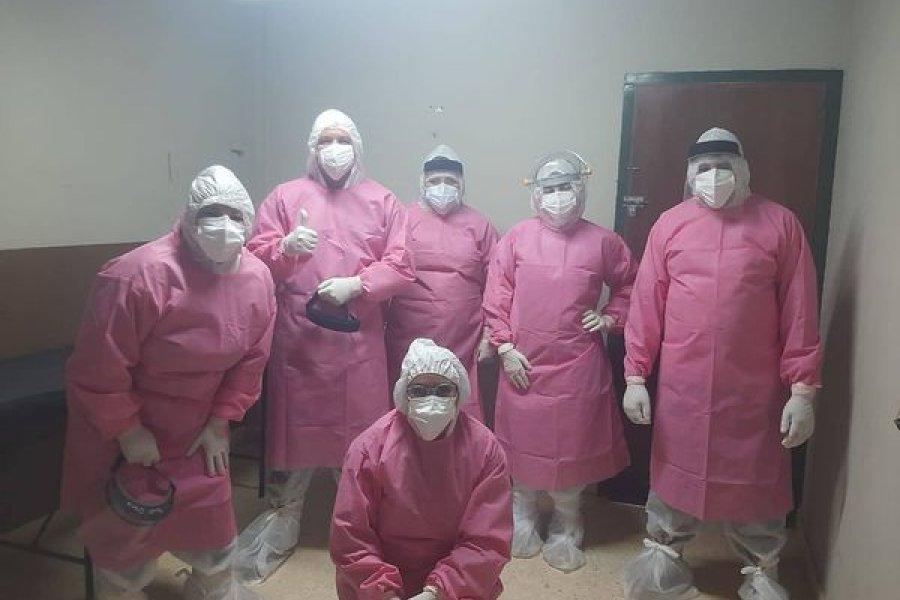 COVID-19: 18 nuevos casos en Monte Caseros y 9 en Goya