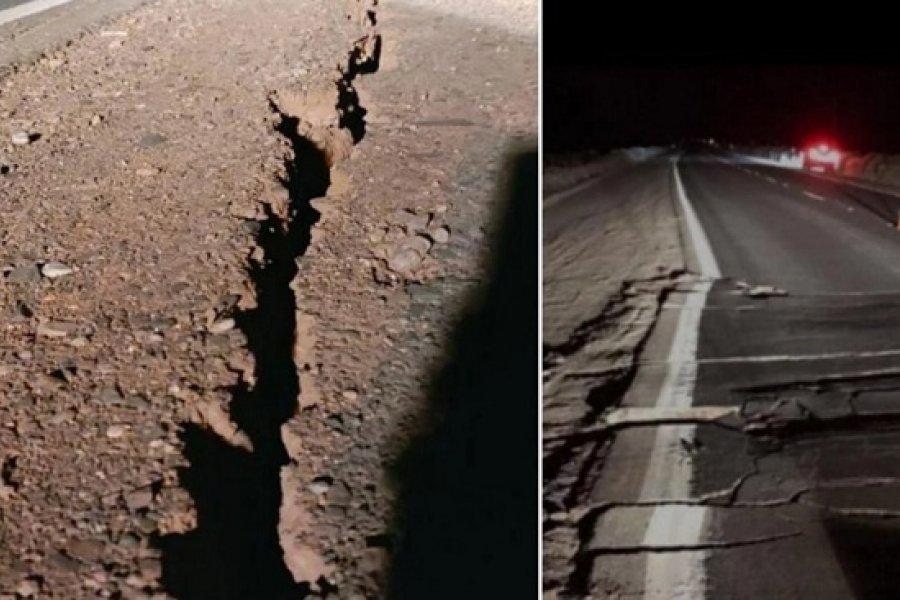 Fuerte sismo de 6.4 de magnitud en San Juan: Se sintió en Córdoba y Mendoza