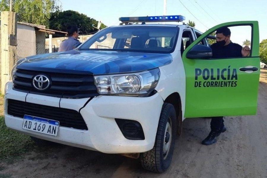 Extraño intento de robo de documentación en una concesionaria en Corrientes