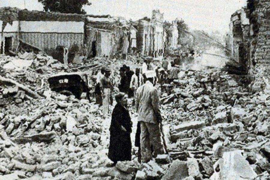 El terremoto de San Juan que marcó la historia argentina