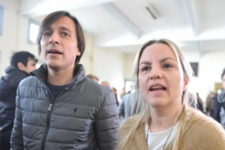 Carolina Píparo declara en la causa por tentativa de homicidio por la que está detenido su esposo