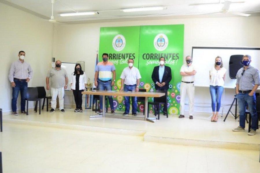 Cuatro clubes correntinos de básquet analizan participar en el Torneo Federal