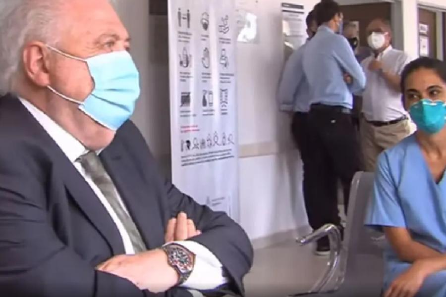 Ginés González García: Tenemos 51 millones de dosis aseguradas