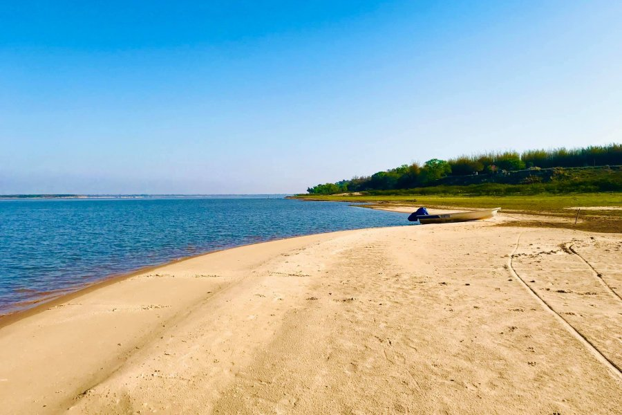 Cerraron una playa por el aumento de casos de COVID-19