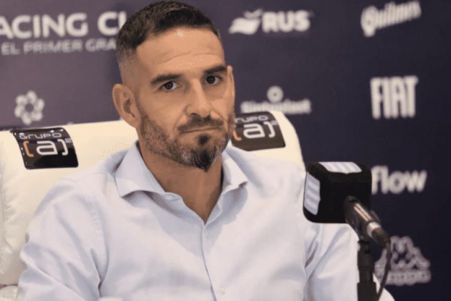 """Lisandro López se despidió de Racing: """"Me voy feliz, orgulloso y agradecido"""""""