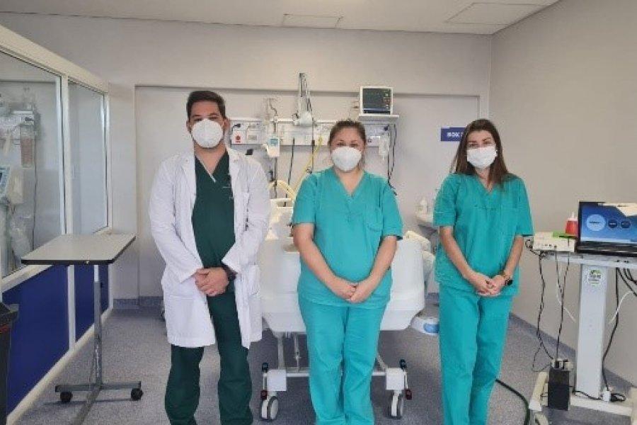 Nuevo operativo de ablación multiorgánica en el Hospital Escuela