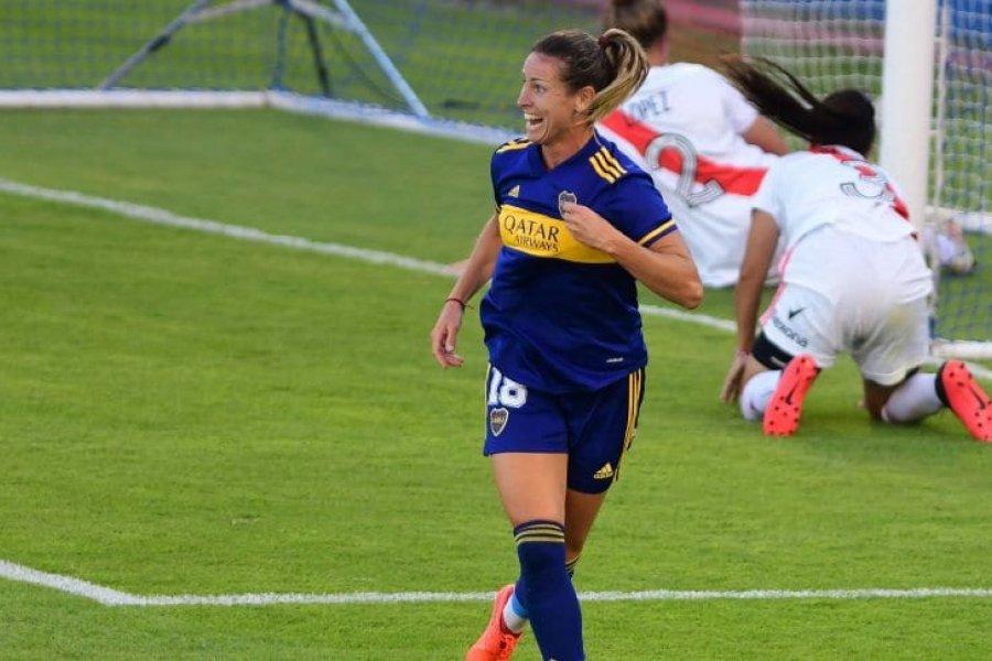 Boca vapuleó a River y es campeón del femenino