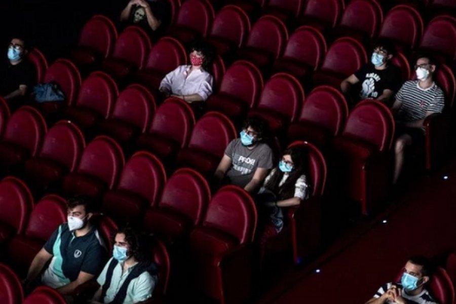 Corrientes: Los cines seguirán cerrados hasta el 31 de enero
