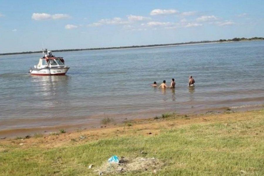 Intensa búsqueda: Hallaron uno de los cuerpos desaparecidos en Itatí
