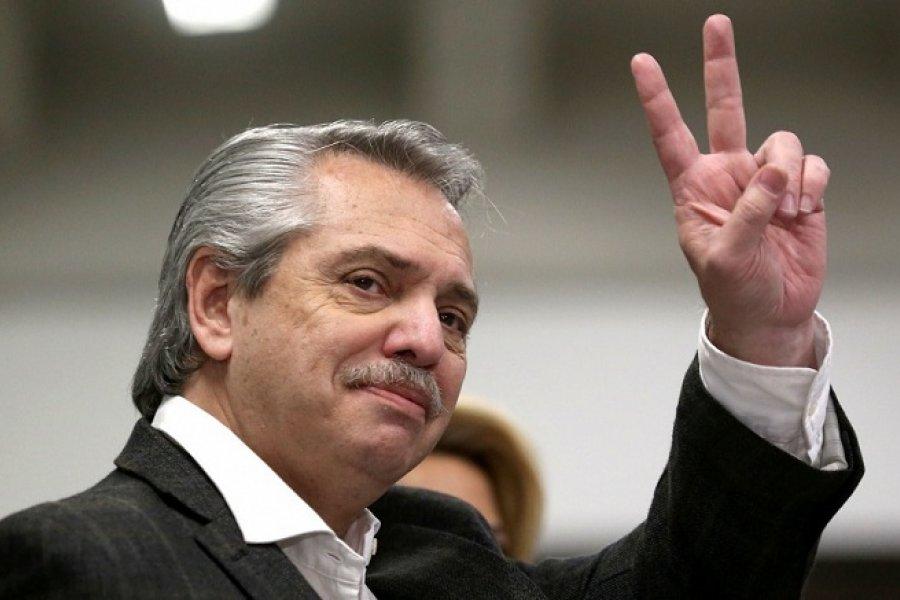 El presidente Alberto Fernández confirmó su visita a Goya