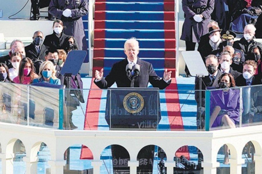 En busca de Biden: una clave