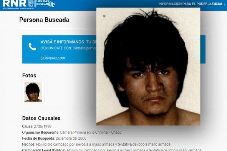 Cayó en Paraguay Sergio Almaraz, buscado desde 2003 por un doble crimen en Sáenz Peña