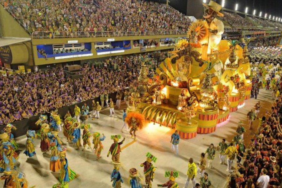 Río de Janeiro canceló definitivamente el carnaval por el coronavirus