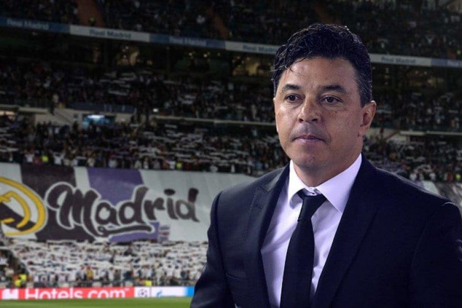 Atención, River: Marcelo Gallardo suena en Real Madrid