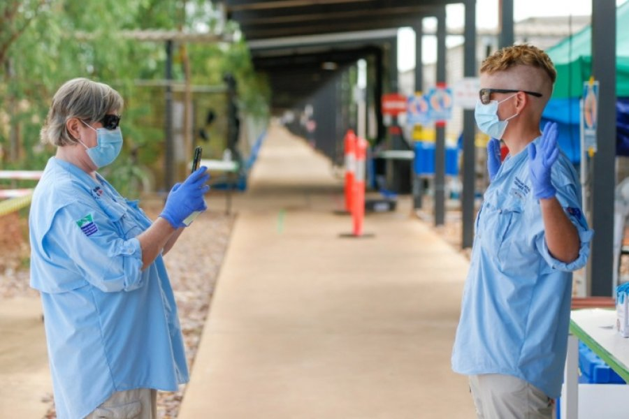 Australia llegó a cero contagios de coronavirus