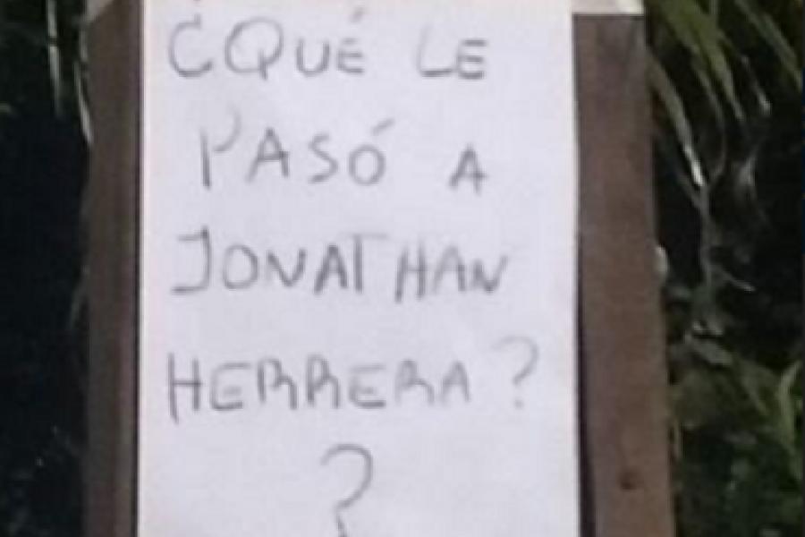 Marcha en Alvear por presunto caso de apremios ilegales