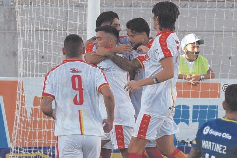 Antonio Medina: Hicimos un gran partido y ganamos merecidamente