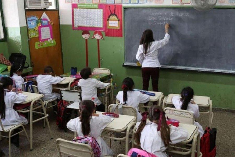 Inicio de clases en pandemia: Acelerarán jubilación de docentes correntinos