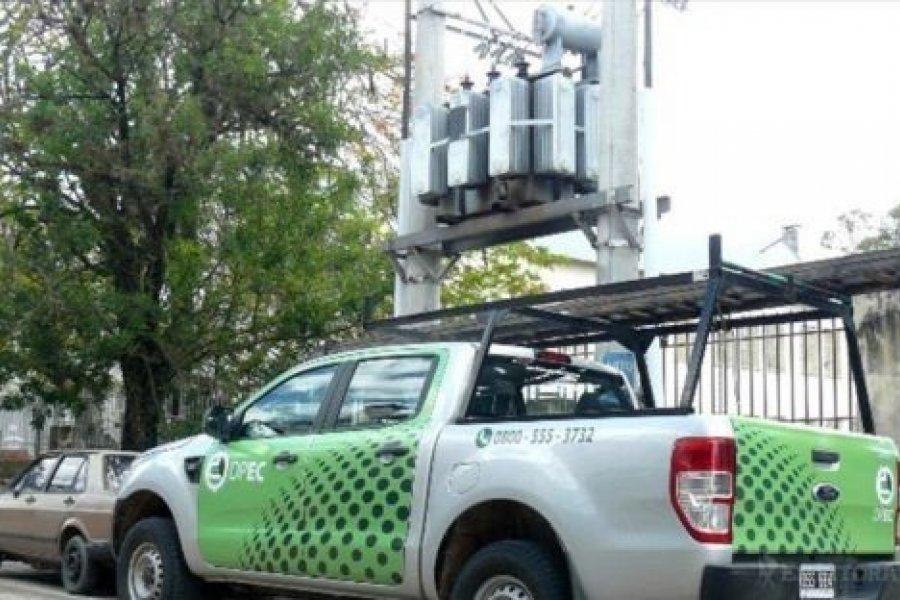 Irigoyen reclamó al Ministro Polich por los cortes de energía en Curuzú