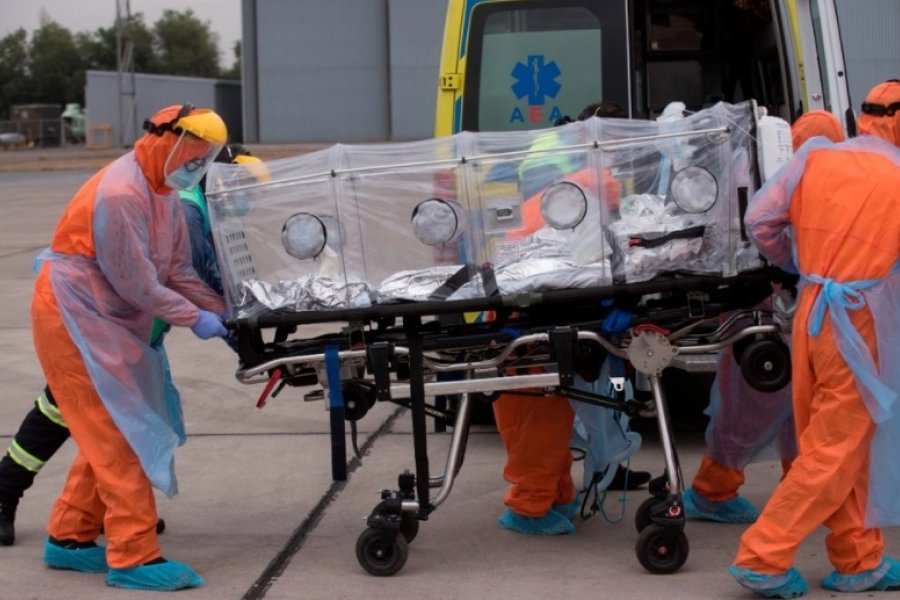 La segunda ola de coronavirus arrasa en el interior de Chile