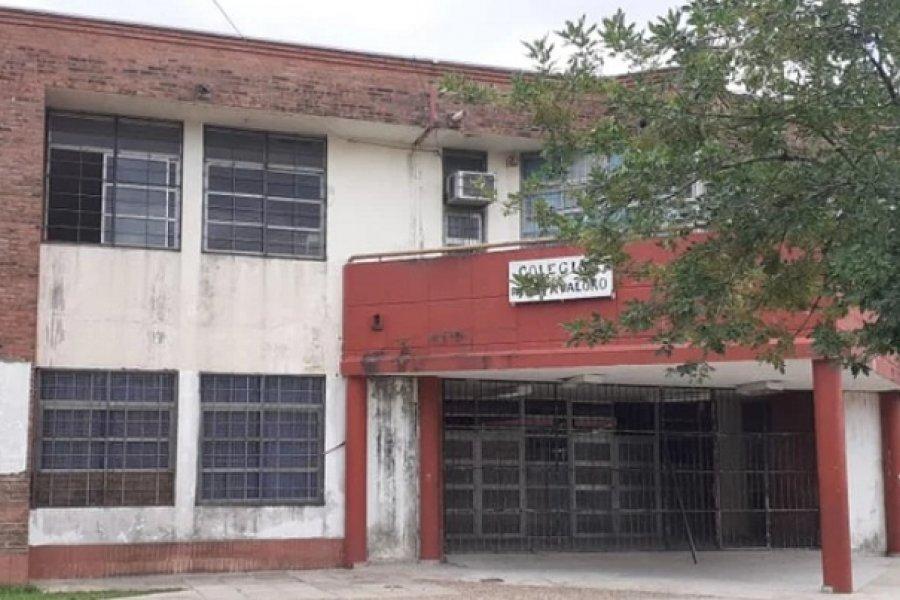Intentaron robar en el colegio Favaloro