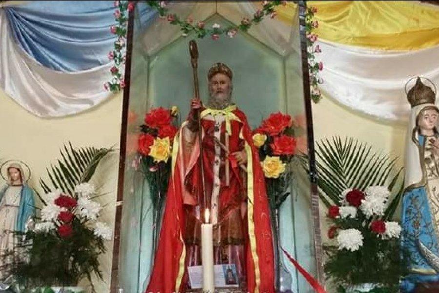 Paraje La Palmira prepara los festejos en honor a San Blas
