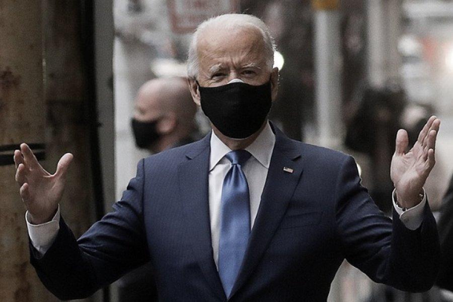 Biden pronosticó que la pandemia dejará mucho más de 600.000 muertos en EEUU