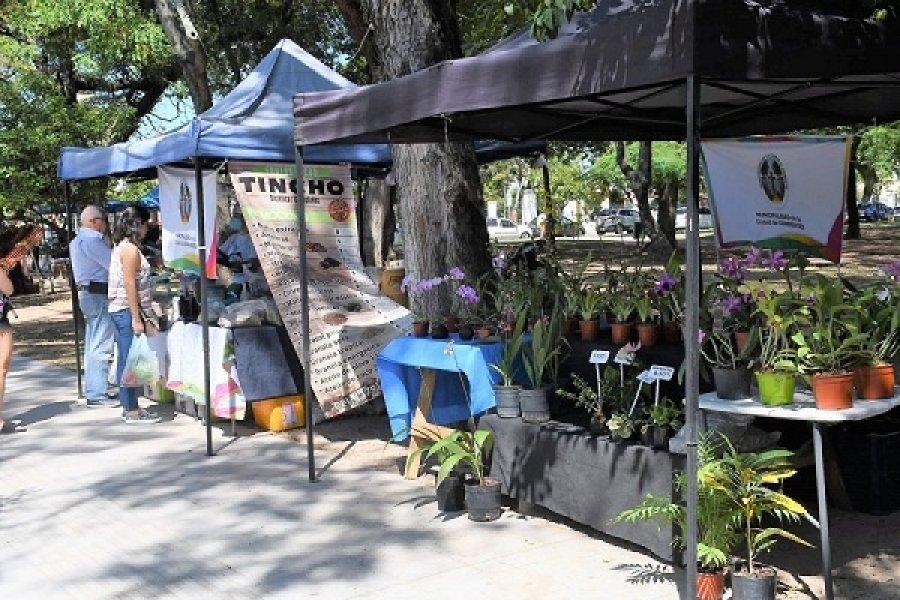 Las Ferias de la Ciudad estarán esta semana en seis espacios verdes