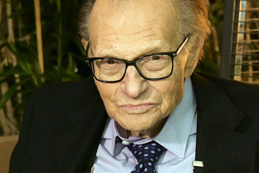 Murió por coronavirus el legendario presentador estadounidense Larry King