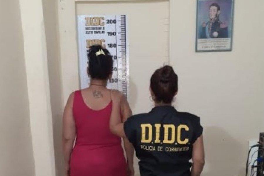 Capturaron a una mujer por el asesinato de un hombre en Corrientes