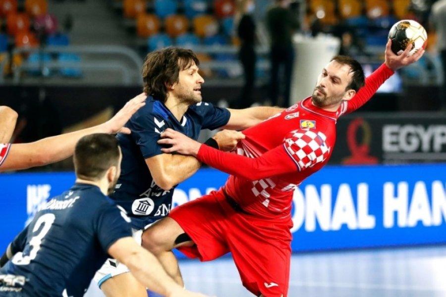 Argentina venció a Croacia y acaricia los cuartos de final