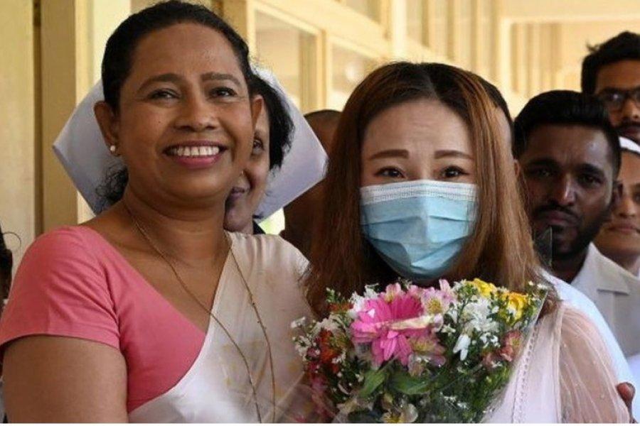 """La ministra de Salud de Sri Lanka defendió una """"poción mágica"""" y ahora tiene coronavirus"""