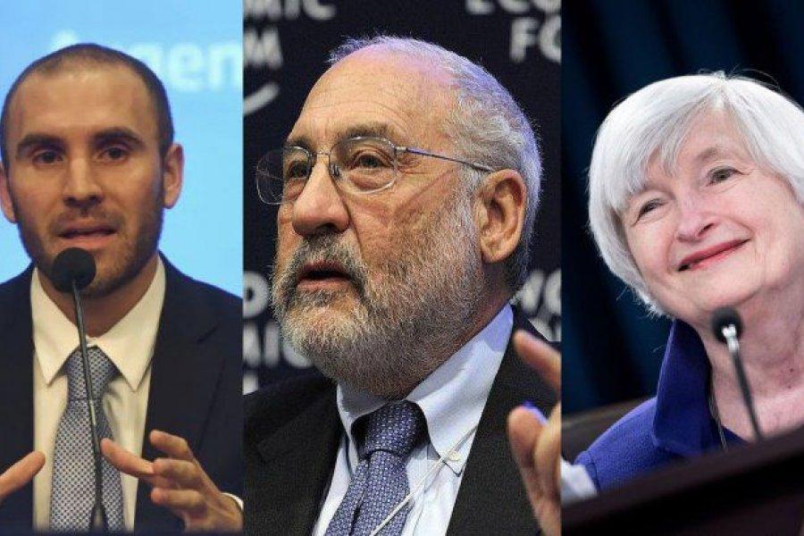 Guzmán, Stiglitz y llave para llegar al corazón (y el apoyo) de Yellen