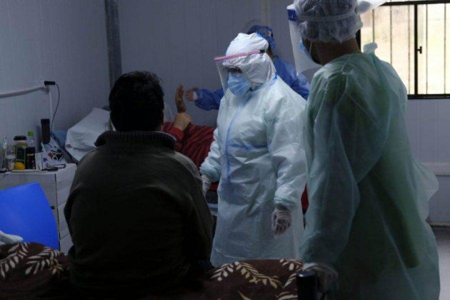 162 muertos y 8.362 nuevos casos de Coronavirus en Argentina