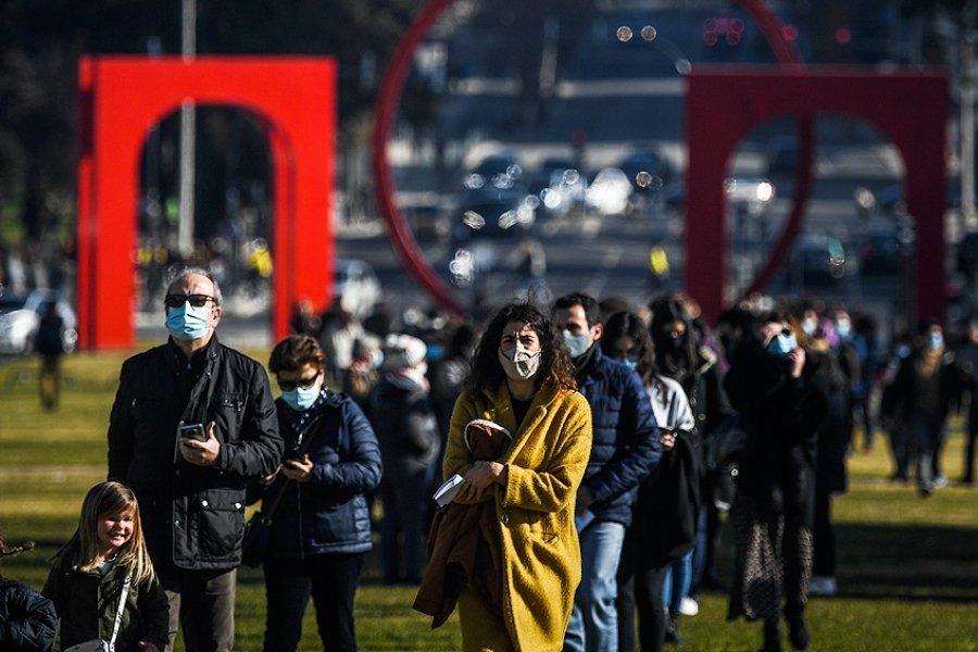 Portugal marca récord de muertes por coronavirus en un día y supera las 10.000