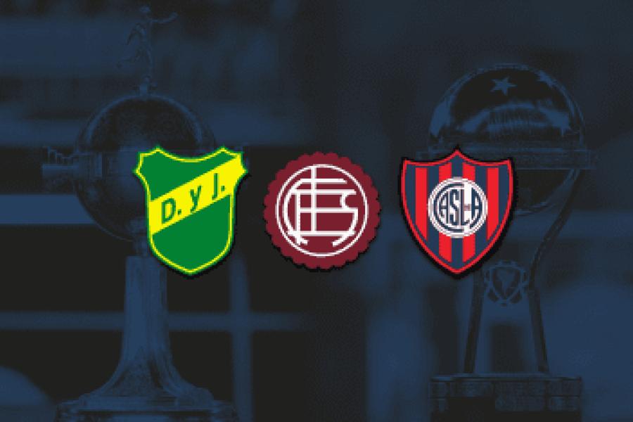Los clasificados a la Libertadores y la Sudamericana 2021