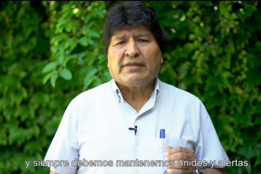 El expresidente Evo Morales recibió el alta por coronavirus