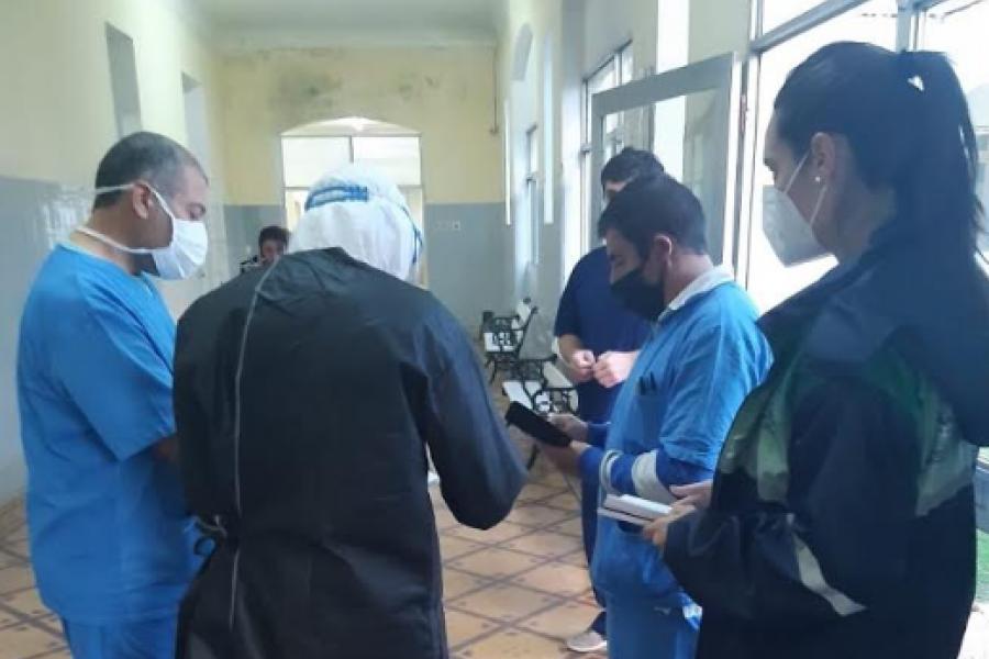 Salud Pública de Corrientes con 37,8% de personal precarizado