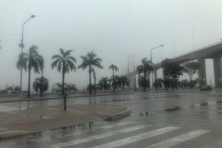 Anuncian tormentas fuertes para Corrientes