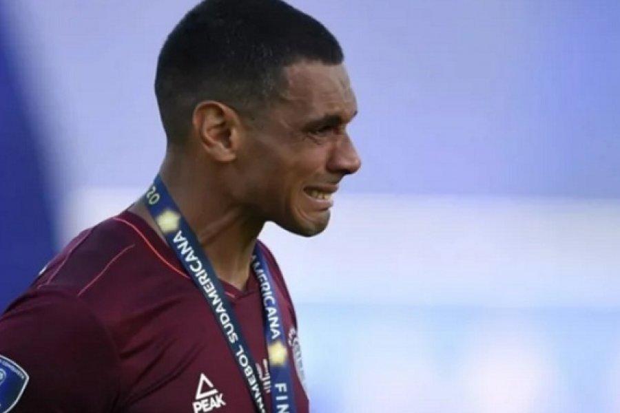 José Sand está muy triste, pero no piensa en el retiro