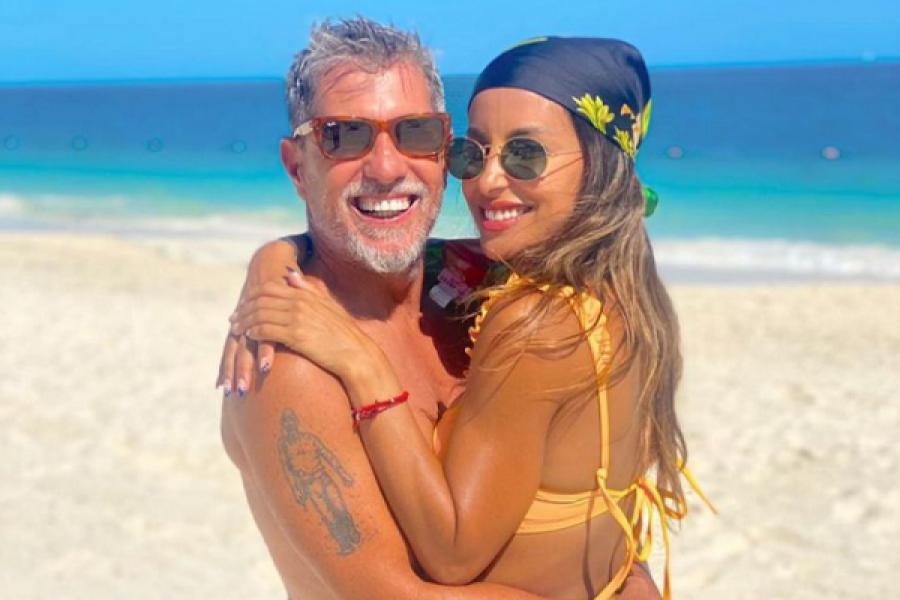Las espectaculares vacaciones de la correntina Lourdes Sánchez en Cancún