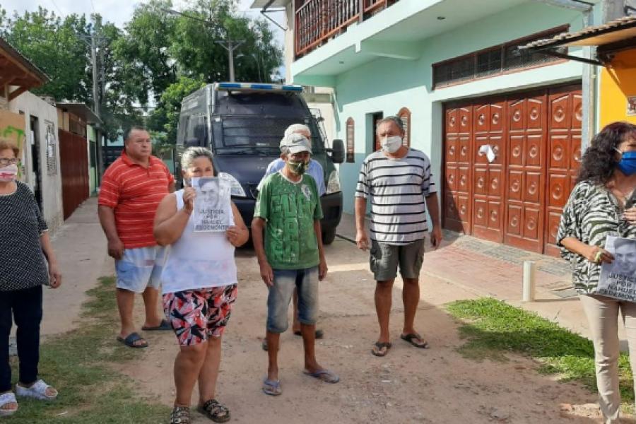Barrio Molina Punta: Vecinos del joven baleado piden Justicia