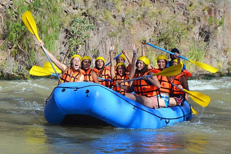 Fin de semana con récord de turismo en el país