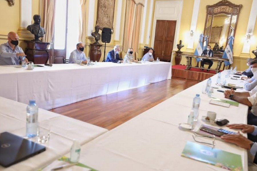 Primera reunión de gabinete 2021: Foco en educación y pandemia