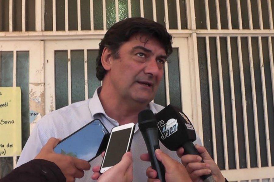 Intendente de Ituzaingó despistó con su vehículo debido a las fuertes lluvias