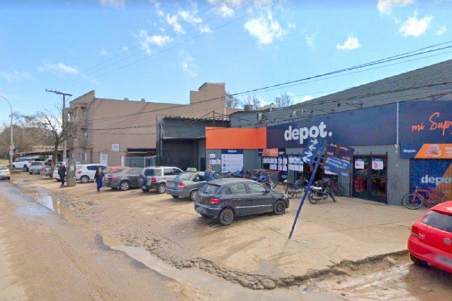 Robaron alrededor de $700.000 de un supermercado en Corrientes