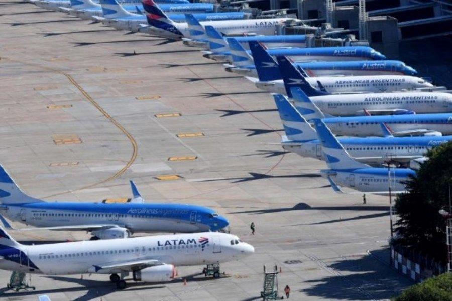 Nuevo rebrote: Limitan vuelos a EE.UU., Europa, México y Brasil
