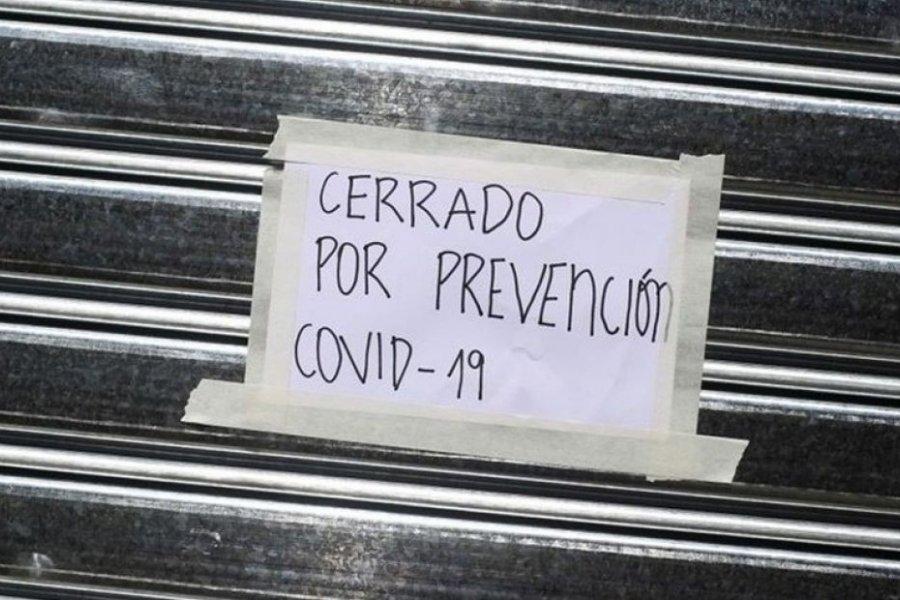 Cerró un supermercado por casos de Coronavirus