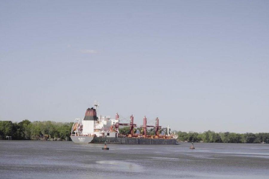 Alertan por bajantes extraordinarias en la vía fluvial del Paraná-Paraguay