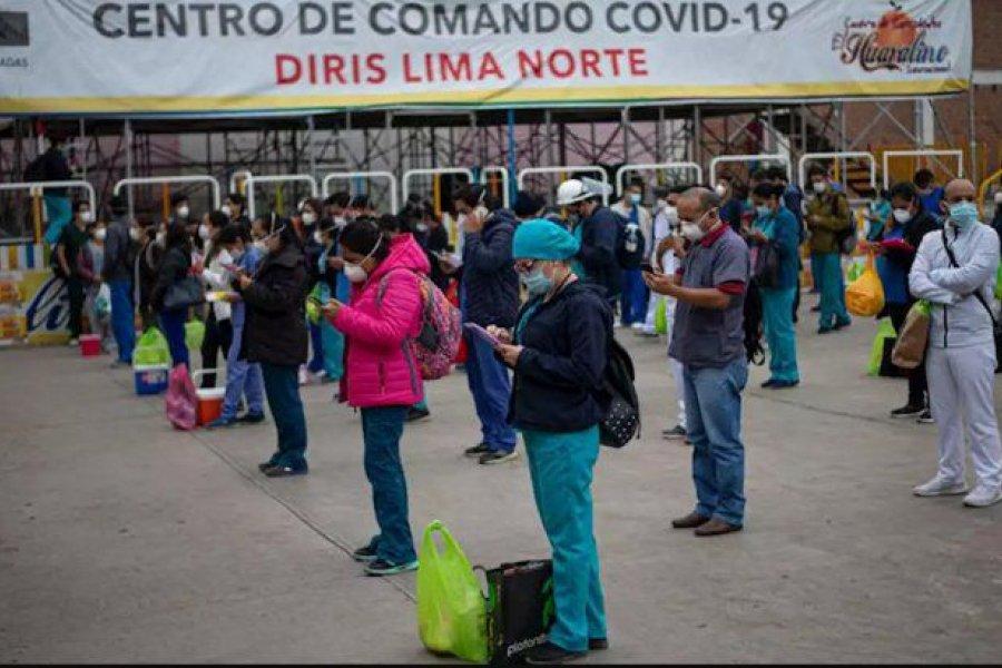 Lima inicia cuarentena obligatoria ante el avance de segunda ola de la pandemia